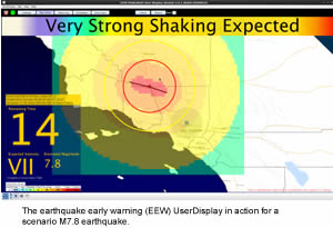 EQ Early Warning